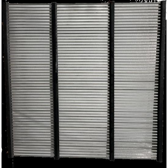 Flat Grader Panel