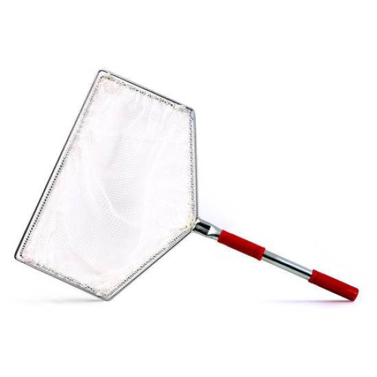 Dip Net, 15 Wide, 1 Stainless Steel Handle